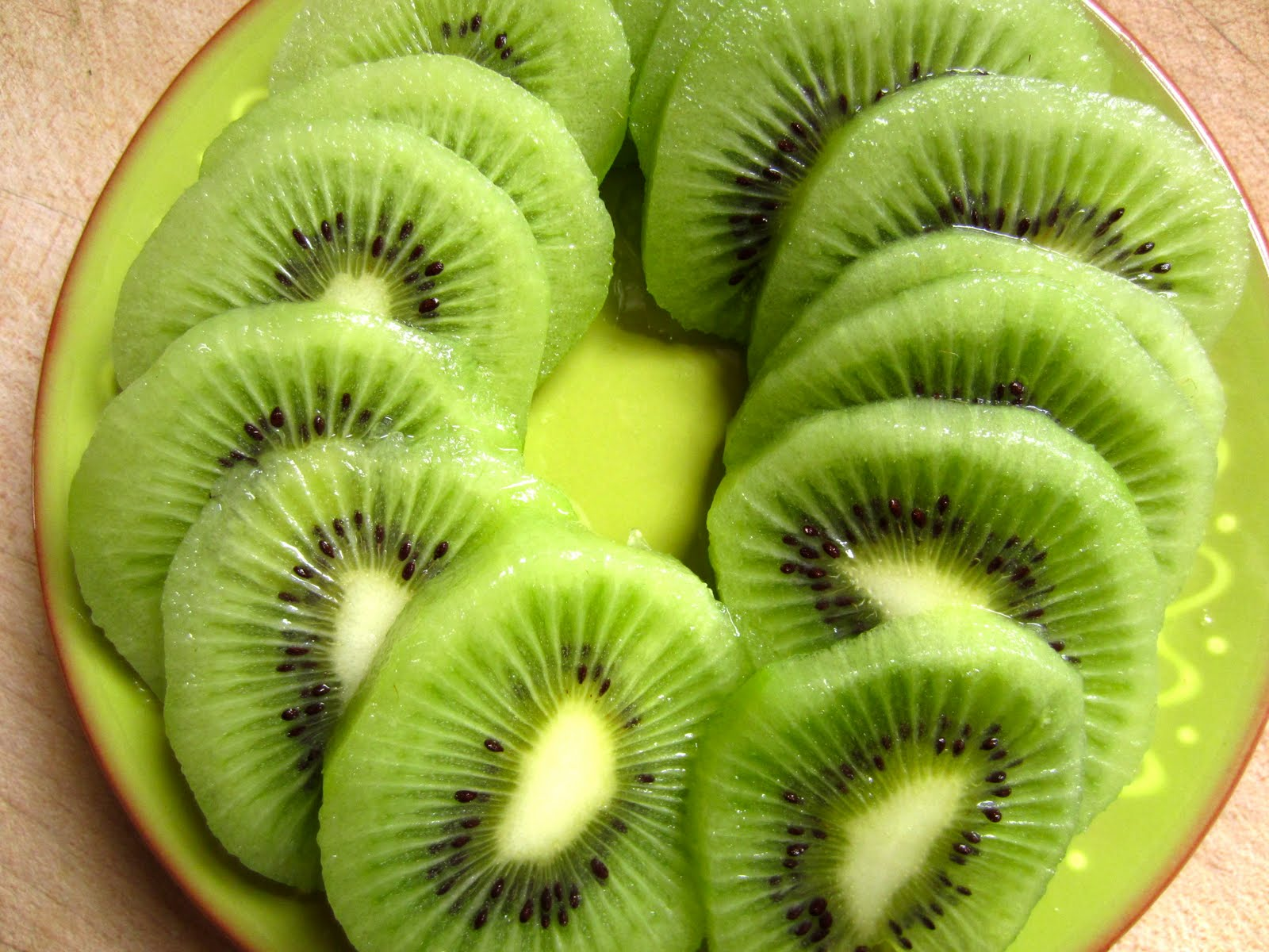 Dieta del kiwi: Venerdì