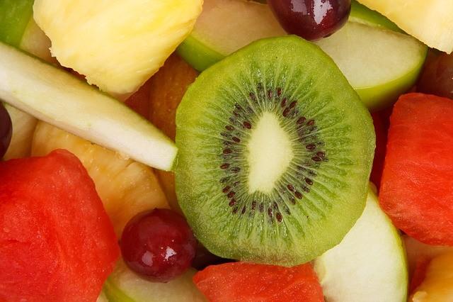 Dieta del kiwi: Lunedì