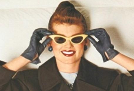 Occhiali anni 50