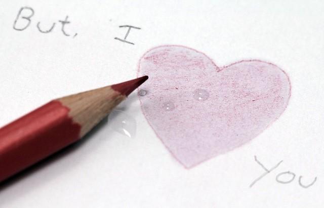 Dire ti amo con una poesia
