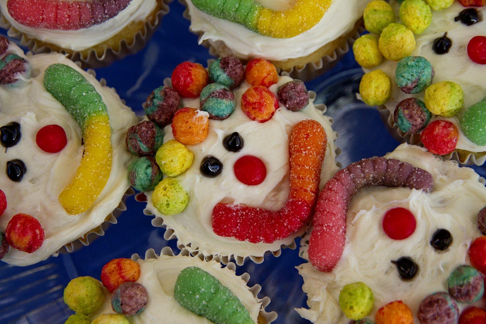 Cupcakes-Carnevale