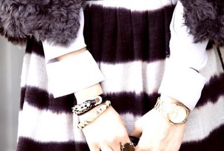 Colori moda autunno 2012, bianco e nero