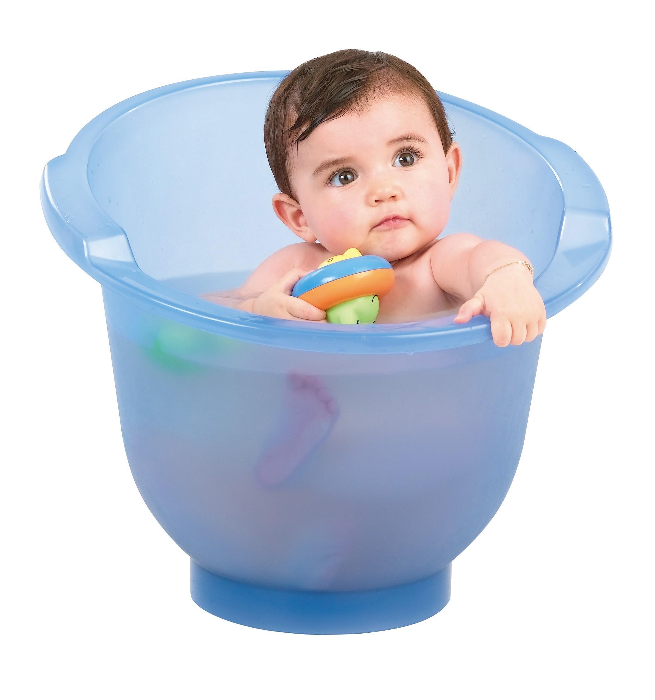 Neonato e vasca per il bagnetto: tutti i tipi e i modelli [foto ...