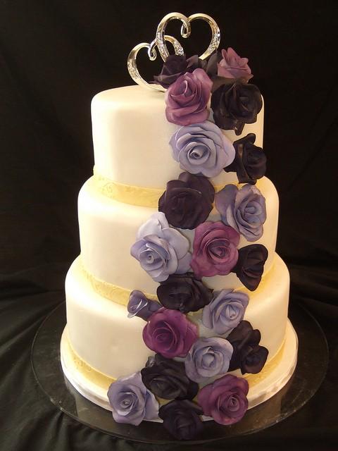 torta-nuziale-fiori-rosa