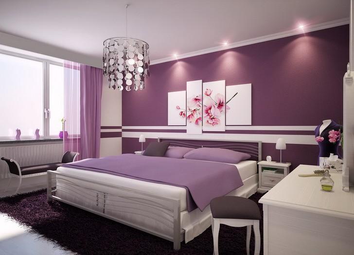 camera-da-letto-color-malva