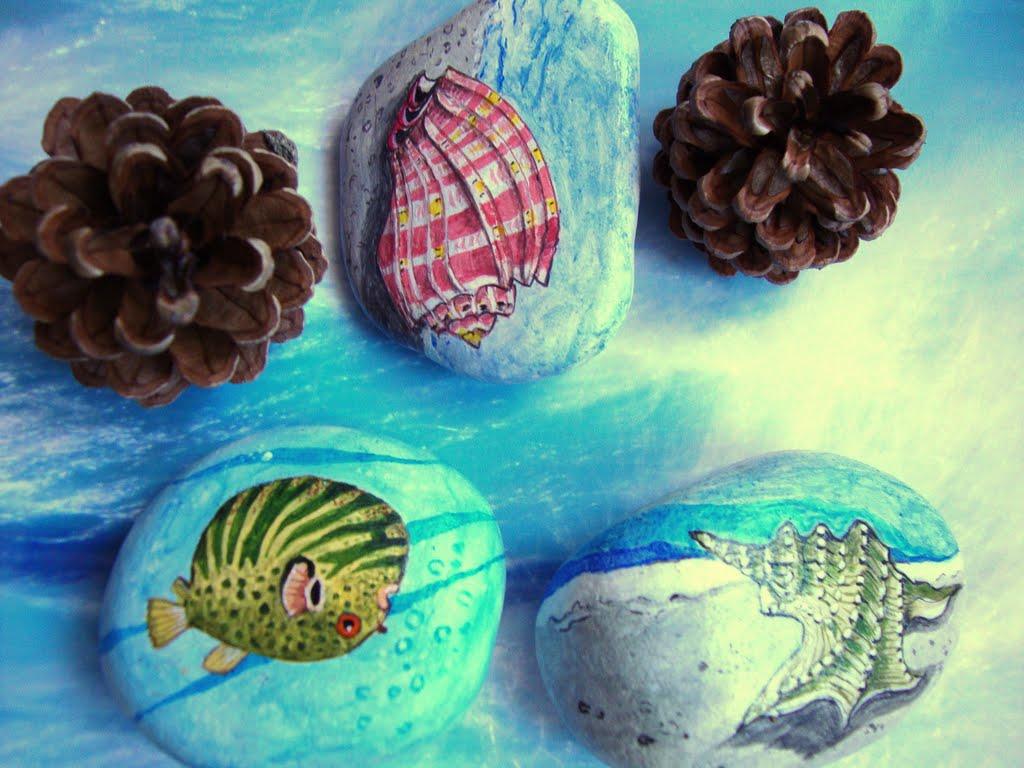 Come decorare il giardino con i sassi foto nanopress donna for Giardini con sassi colorati