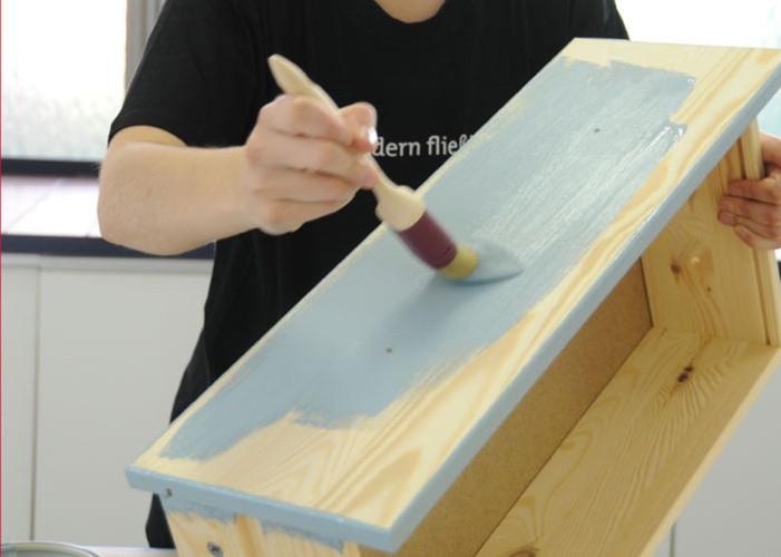 Come verniciare un mobile una guida fai da te nanopress - Colorare i mobili ...