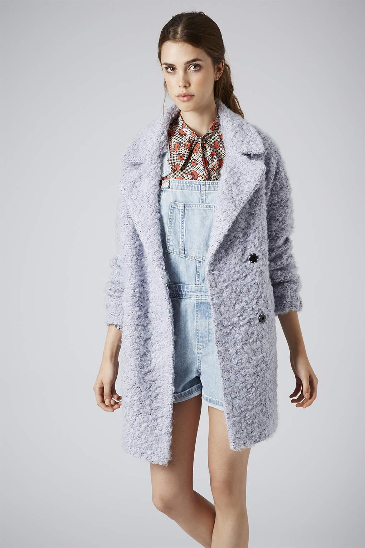 Topshop, il catalogo di abbigliamento Autunno Inverno 2014