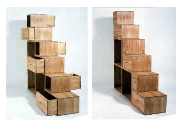 Mobili divisori per la casa le idee pi creative foto for Mobili di marca