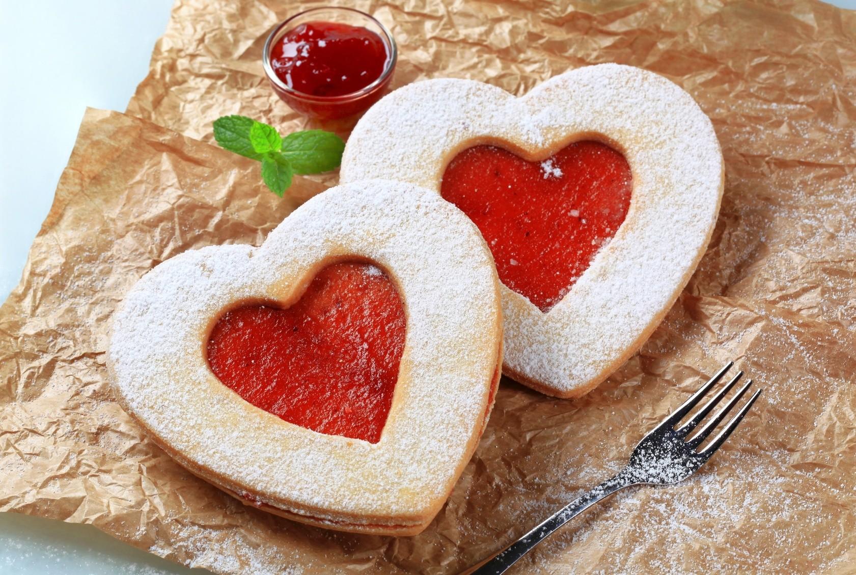 biscotti-a-forma-di-cuore